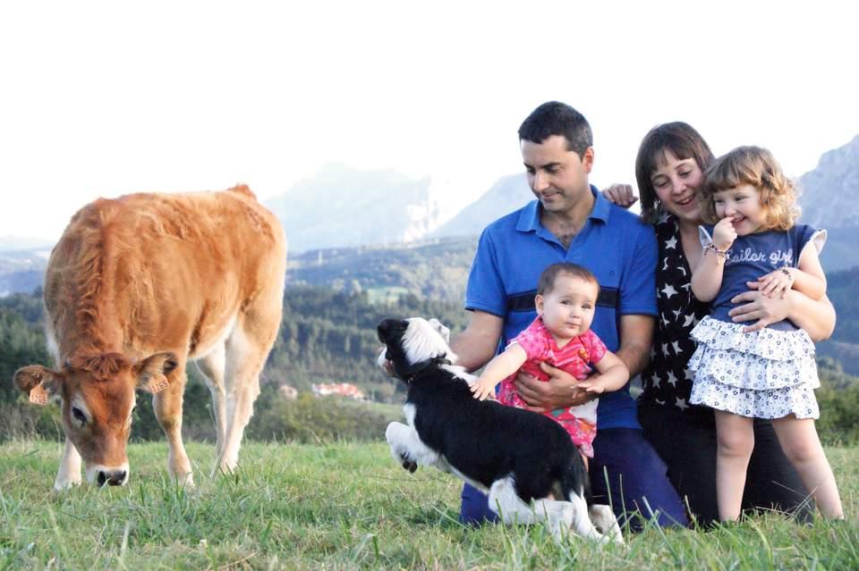 Billene Baserria venta directa de carne de ternera en Bizkaia
