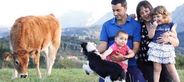 miniatura artículo, Billene Baserria venta de carne de ternera